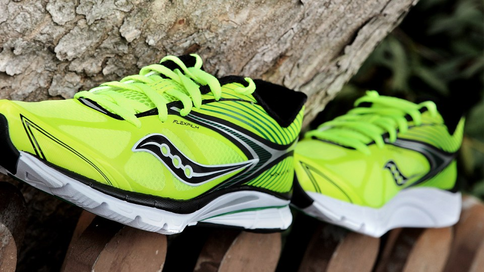 Saucony Kinvara 4: New Improved Performance Trainer