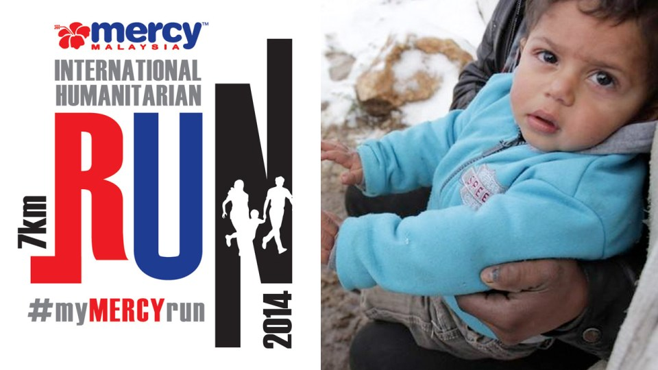 MERCY Malaysia to launch first ever International Humanitarian Run