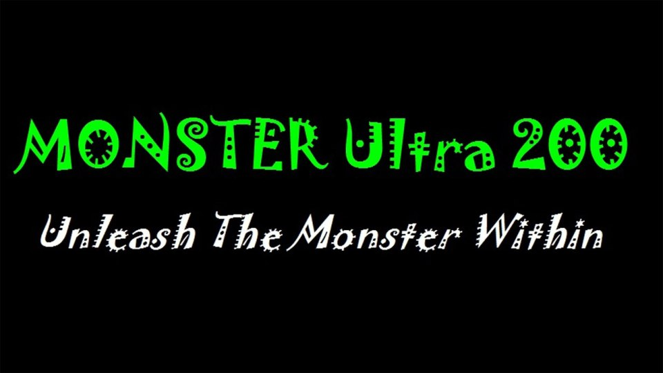 Monster Ultra 200 2014
