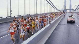 New York City Marathon Returns