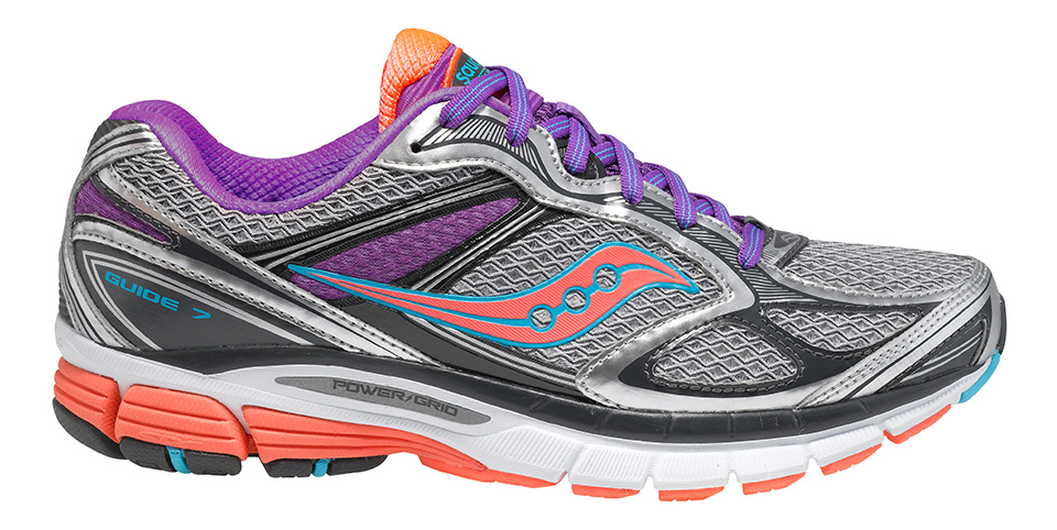 Saucony Guide 7 Builds On An Illustrious History