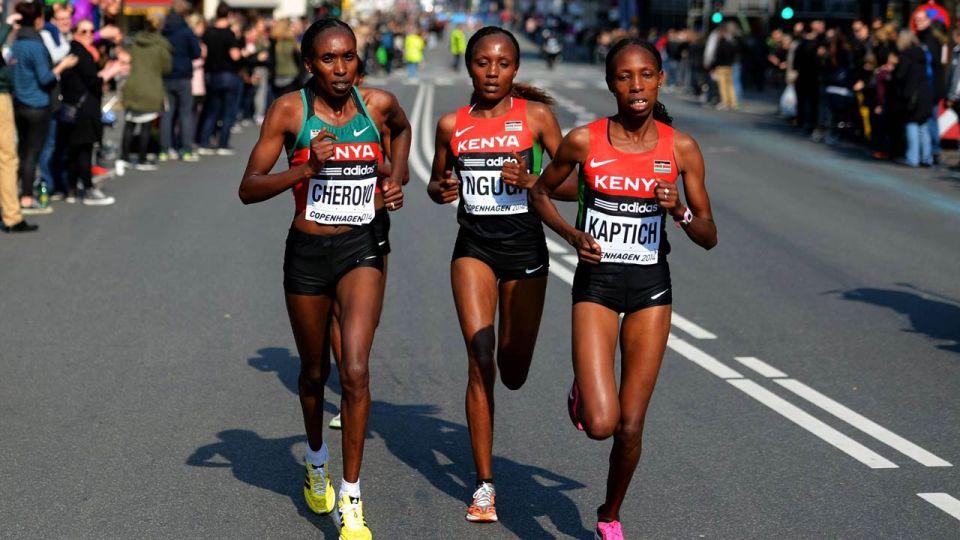 Mok Ying Ren And Soh Rui Yong Return From IAAF World Half Marathon Championships