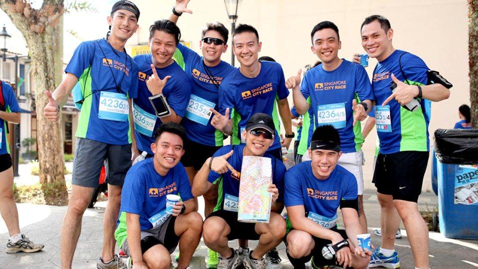 Nathan Singapore City Race 2014