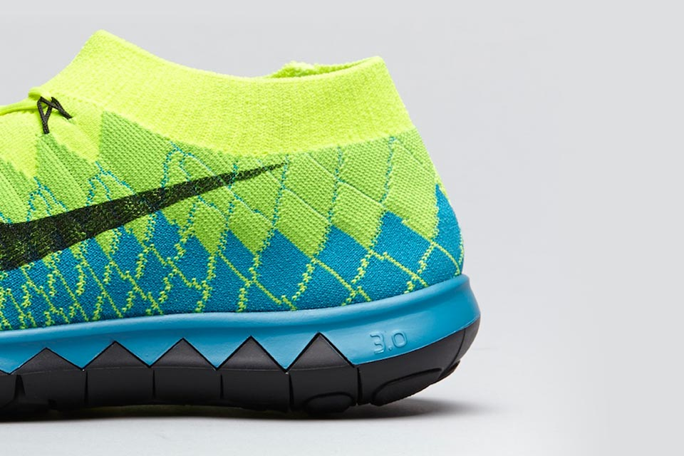 Nike Free 2014 Running Collection Revolutionises Natural Motion Flexibility
