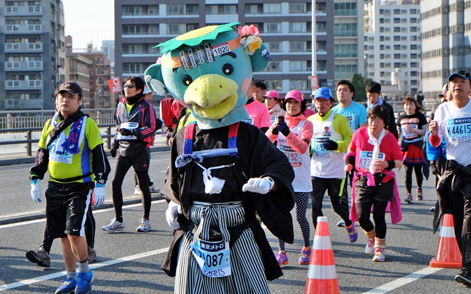 5 Best Things About Running the Tokyo Marathon