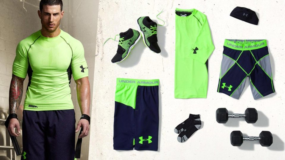 Under Armour Set To Launch In Southeast Asia