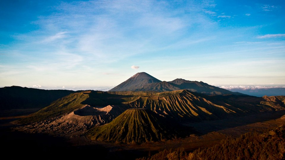 Bromo Marathon 2014: Get Immersed in the Beautiful Mountain Sights of Tengger, Indonesia
