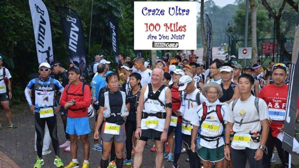 Craze Ultra 100 Miles 2014