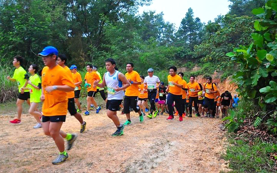 MARDI-MAEPS Trail Explore Run 2014: Bringing Trail Running Close to You