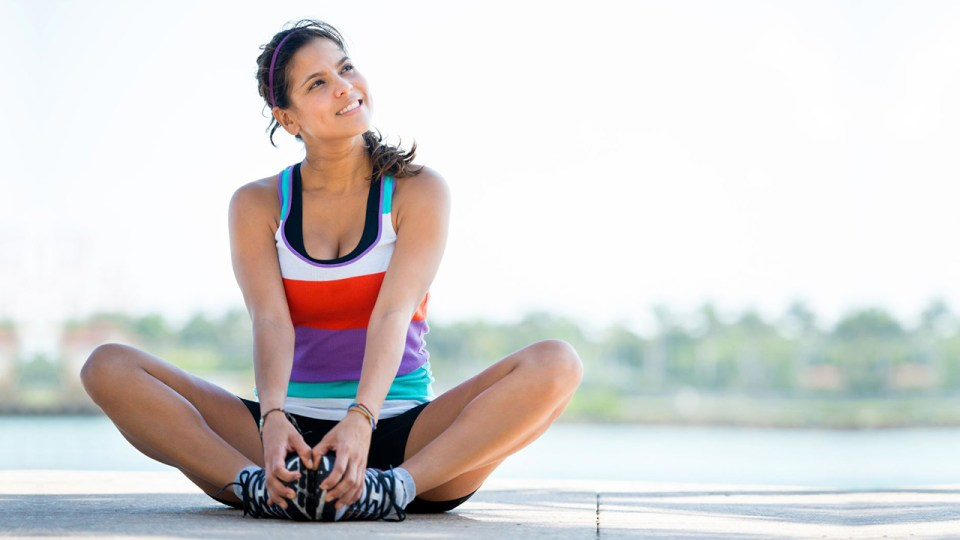 Prevent Groin and Inner Thigh Strain with this Stretch