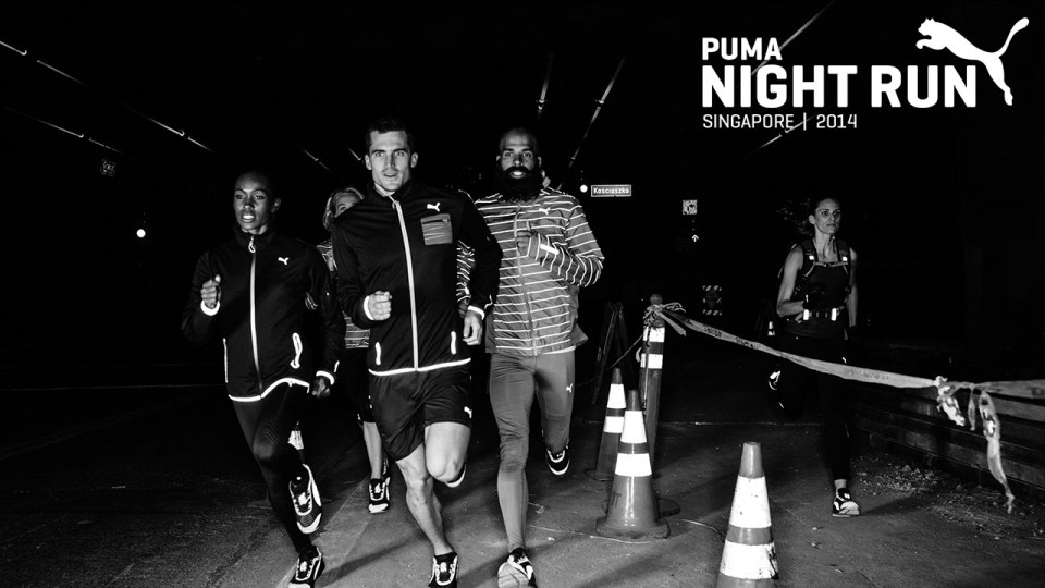 PUMA Night Run Singapore Set to Launch 1 November on Sentosa Island!