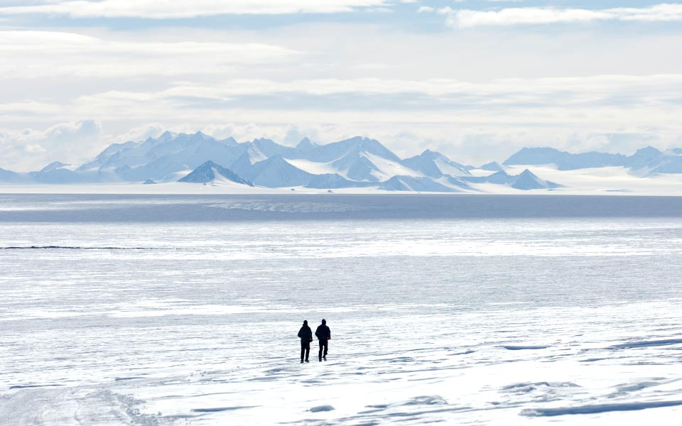 Conquer the Last Frontier with the Antarctic Ice Marathon & 100K!