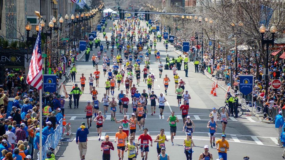Boston Marathon Set to Field 30,000 Runners on Patriots' Day in April 2015!