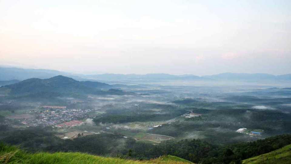 TITI100: Prepare for One of the Toughest Road Ultra Marathon in Malaysia