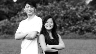 Meet Alexis and John: The Youngest Duo Registered for Desert Huge Ultra—Gobi March 2015!