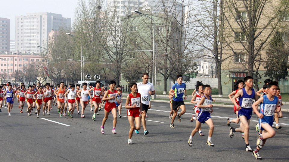 Travel with Koryo Tours for the Pyongyang Marathon 2015