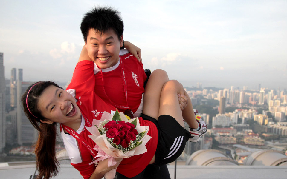 Match Made in Heaven: 11 Runs in Singapore To Pop the Question