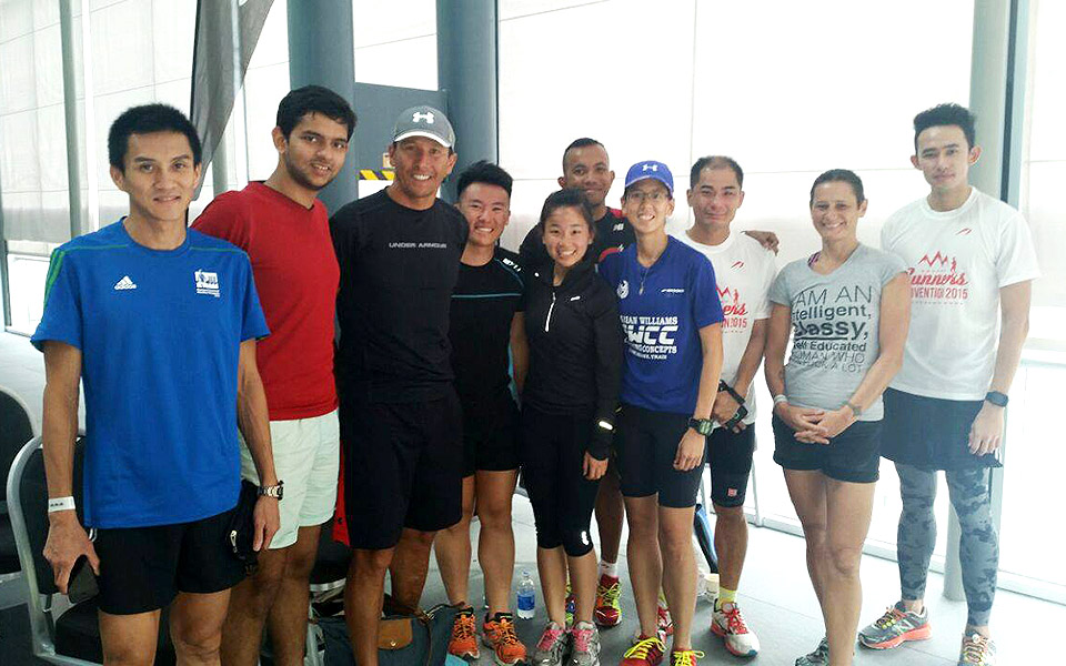 Runners Convention 2015: Inspiring Talks, Workshops by Experts, Training with Elites and more!