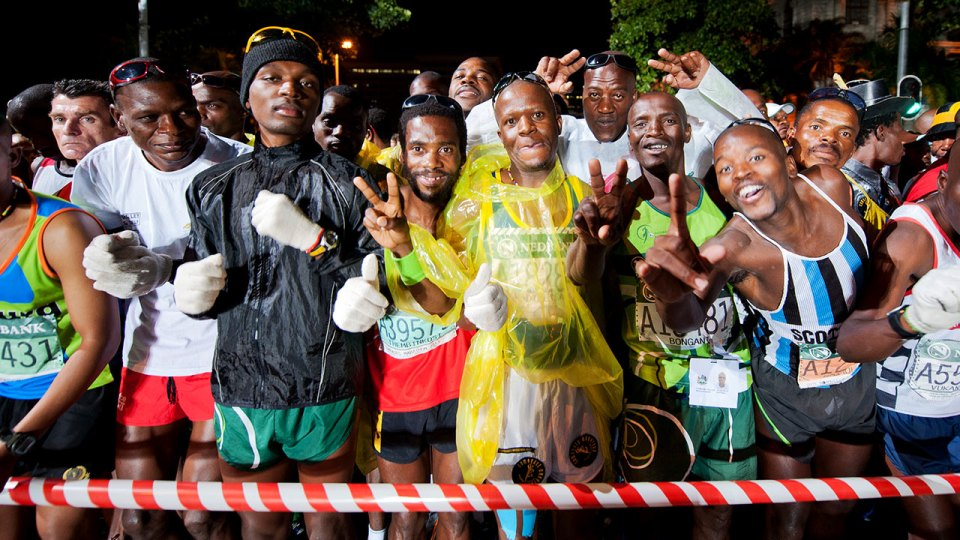 The Ultimate Human Race: South Africa's Comrades Marathon 2015
