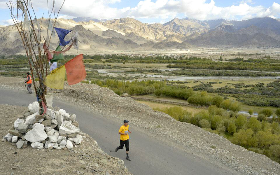 Ladakh Marathon 2015 Takes You to New Heights