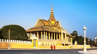 Come Visit the Grand Royal Palace at the 5th Phnom Penh Half Marathon