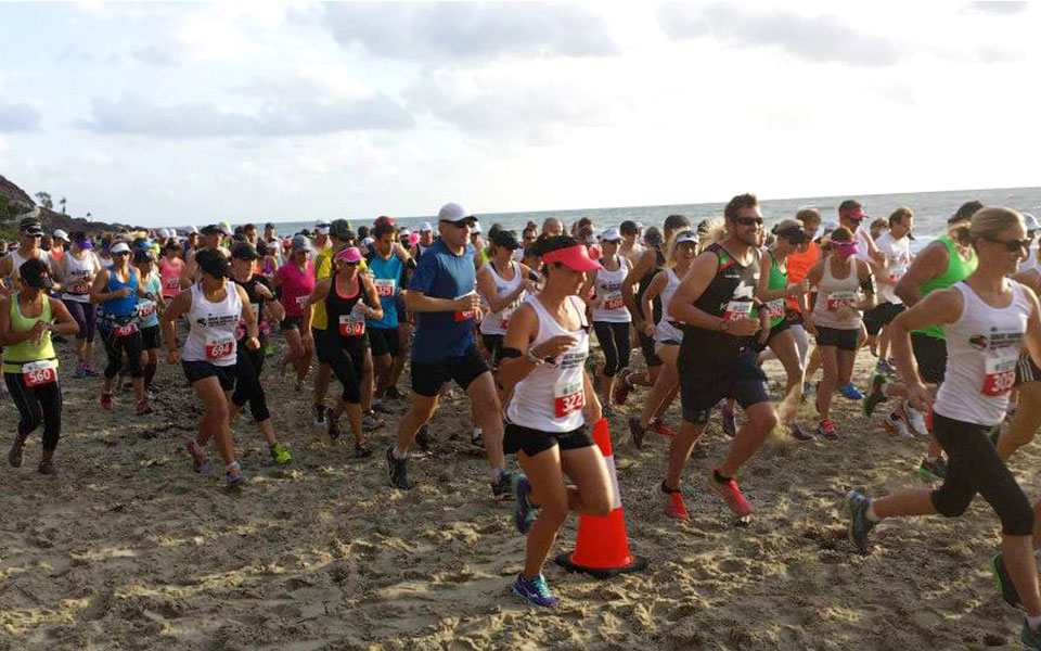 Experience Greatness! Great Barrier Reef Marathon Festival 2015