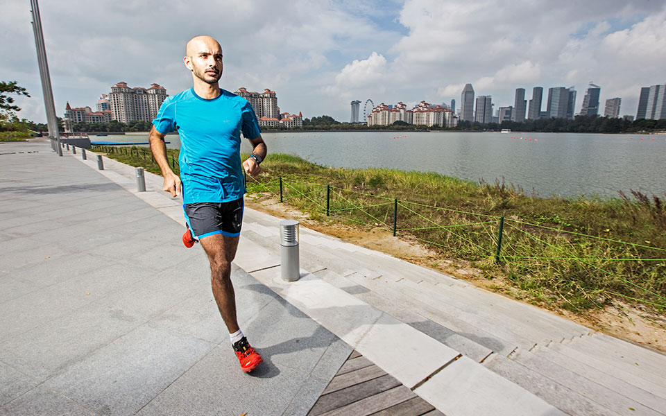 Paviter Singh: Why Jovial Singapore Ultra-Racer Will Run For Those Who Can't in Taiwan