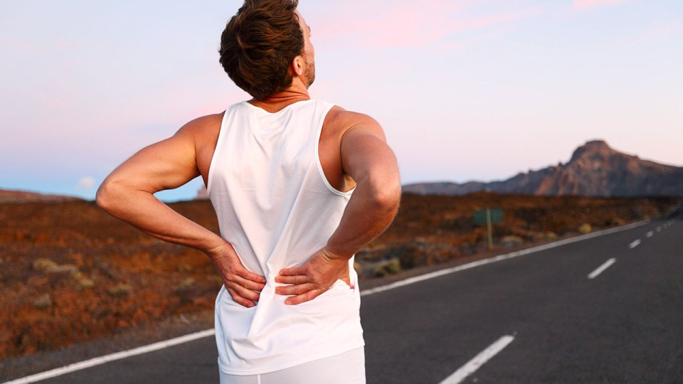 How Your Back Pain is Killing You Slowly