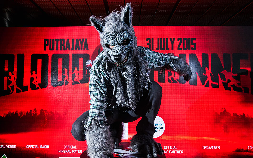 Inaugural BloodRunner 2015: Werewolves Are Out On a Prowl