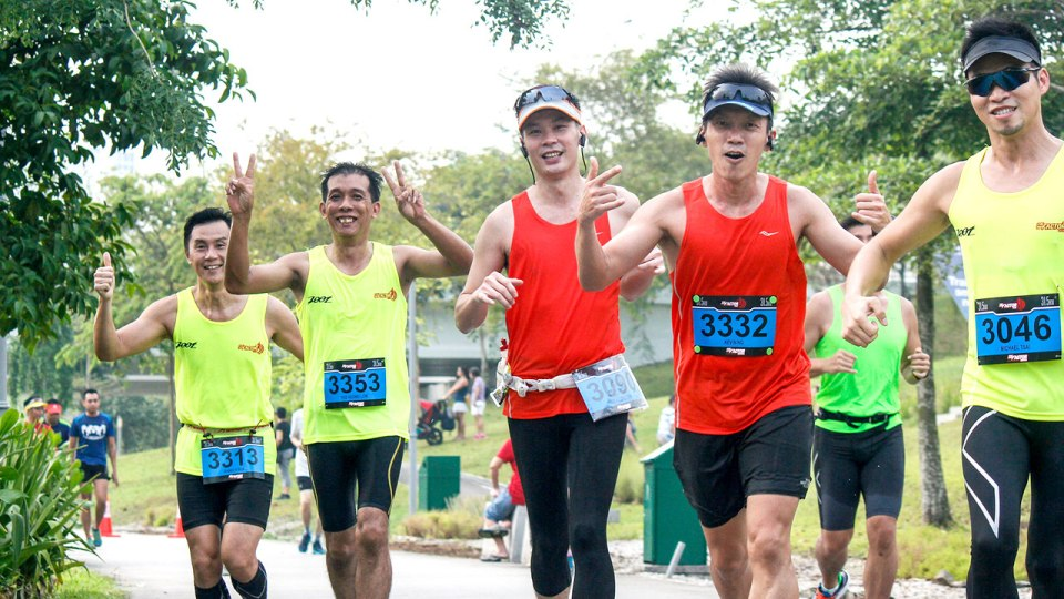 TRI-Factor Run 2015: Runners, It's Your Time To Shine!
