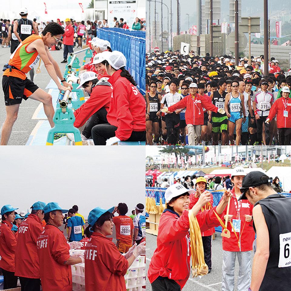 10th Shonan International Marathon: Charging Forward with the Tens of Thousands