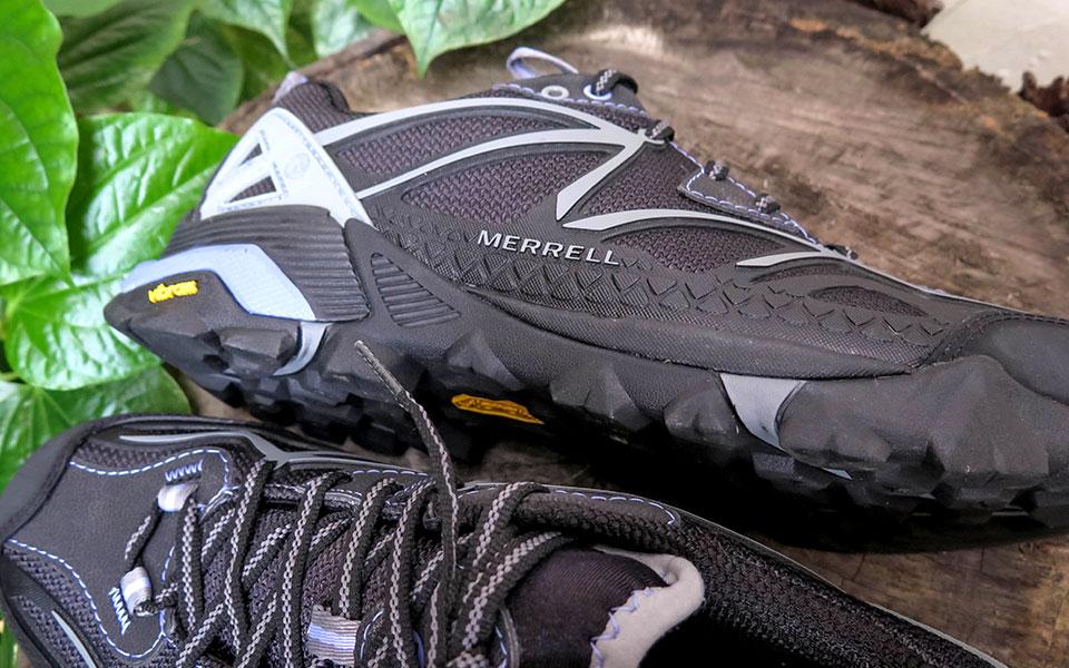 If You're a Trail Blazing Woman, Take a Peek at Merrell Capra Sport Shoes