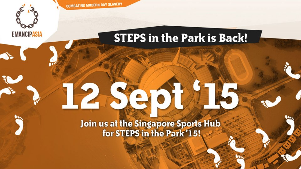 STEPS in the Park 2015