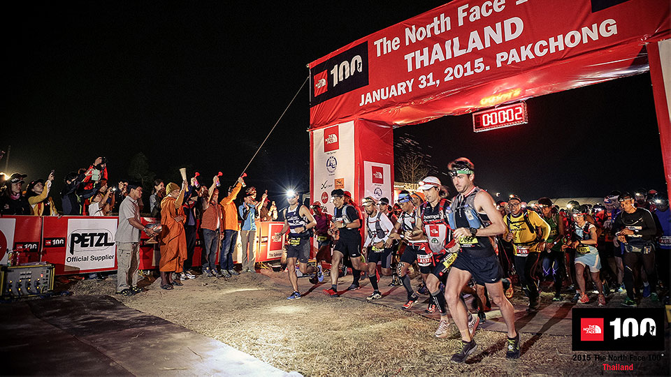 The North Face 100® Thailand 2016: New Year, New Boundaries to Break!