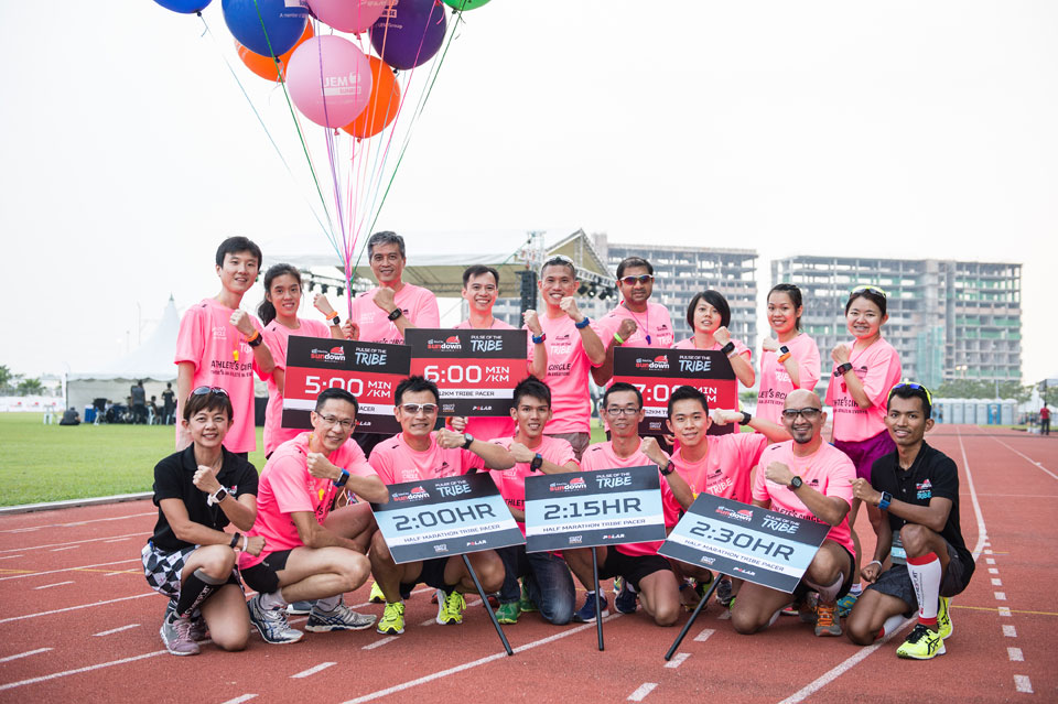 EduCity Sundown Malaysia 2015: Johor's Biggest Night Run Got Even Bigger!