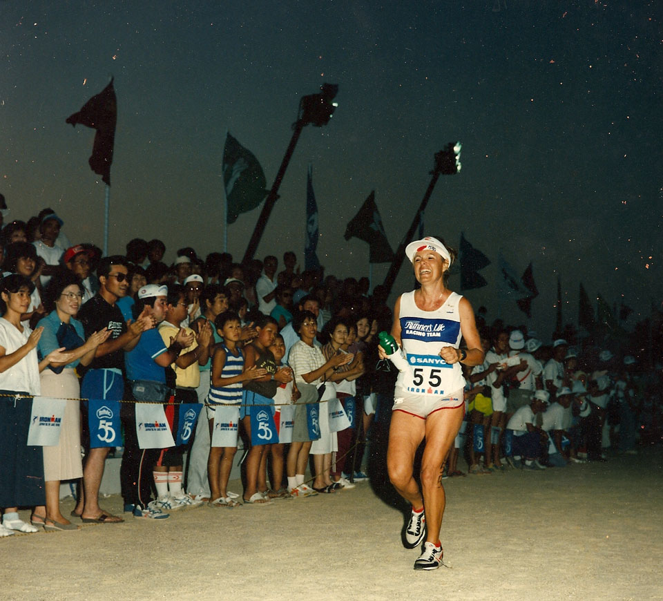 Dr. Ruth Heidrich is on a Mission to Heal the World, One Run at a Time!