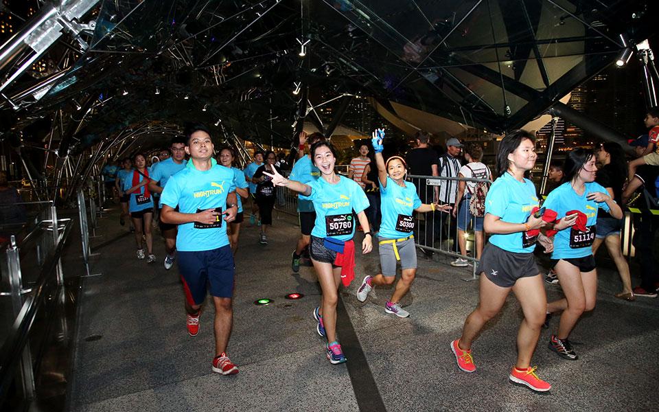 PUMA Night Run Singapore 2015: A Star-Studded Run Under The Stars