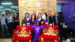Anytime Fitness Celebrate its 3,000th Gym Worldwide in Singapore