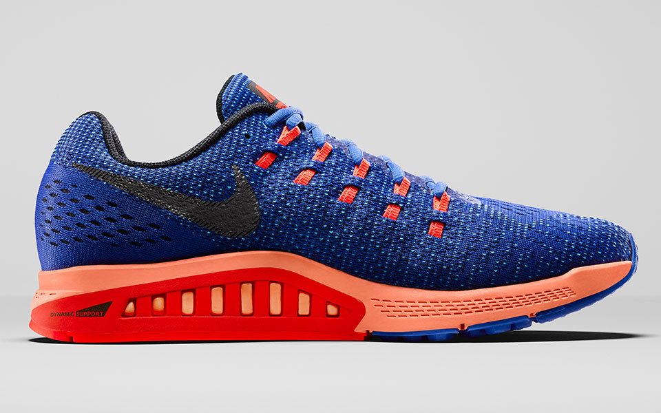 hot sale online 1eec0 5a584 Athletic Meets Aesthetic: Nike Air Zoom Structure 19 and ...