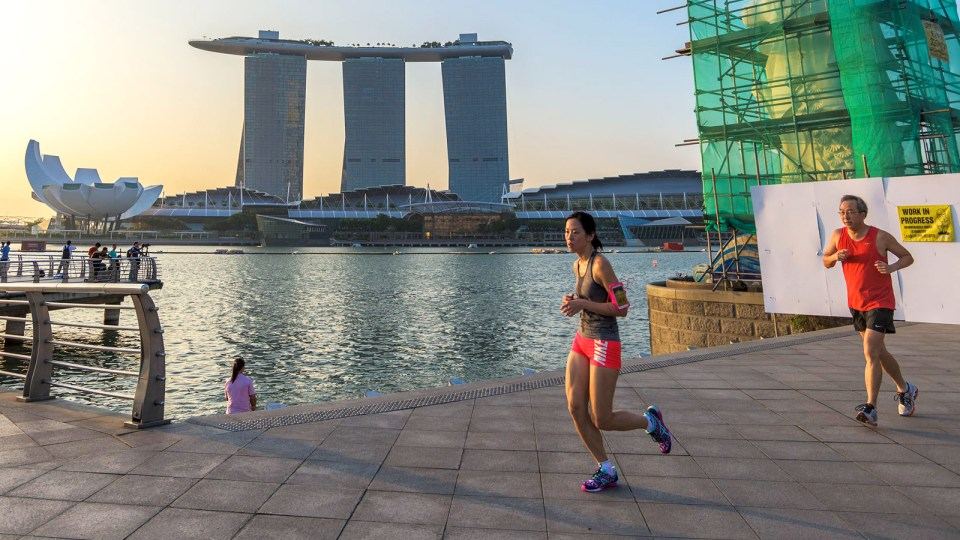 Singapore Runners: Why You Live in the Smartest Nation on the Planet!
