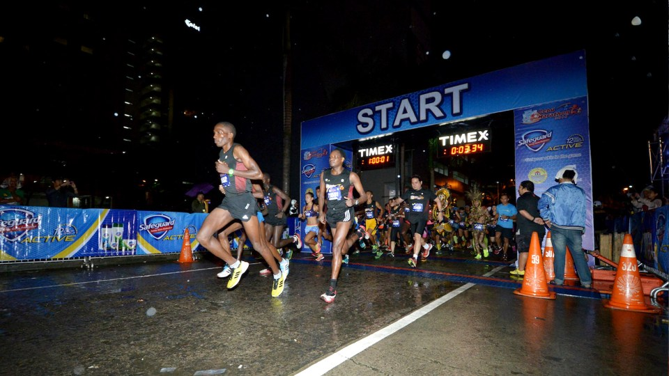 Cebu Marathon 2016: The Soft Side of a Loud City