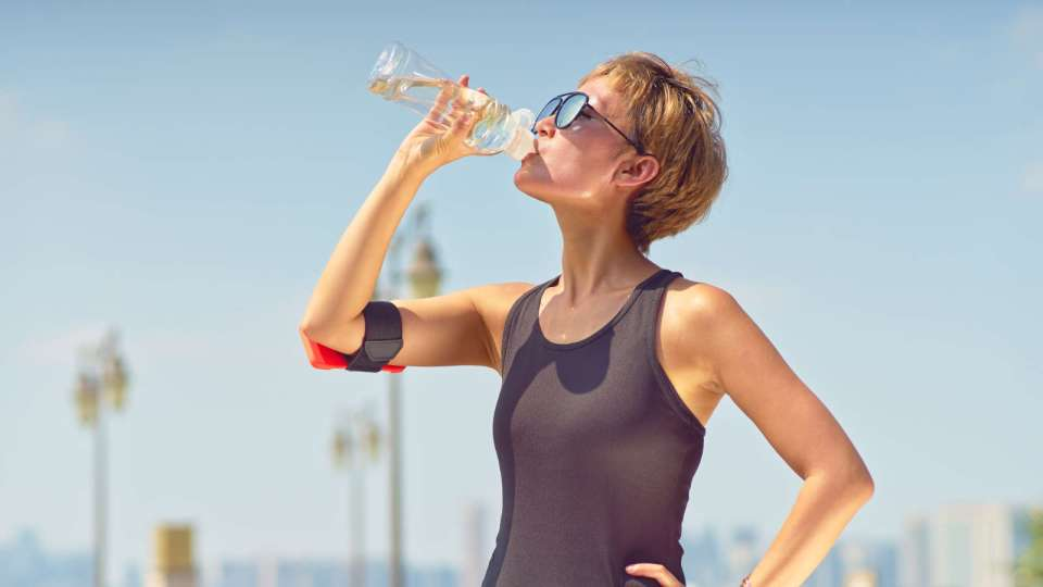 Do You Drink Enough When You Run?