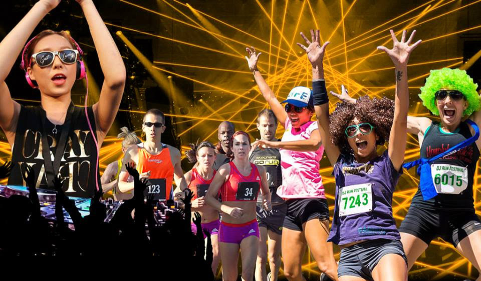 Is It A Concert or Run? DJ Run Festival 2016 Is Both!