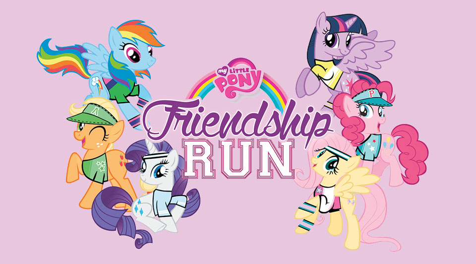 My Little Pony: Friendship Run 2016