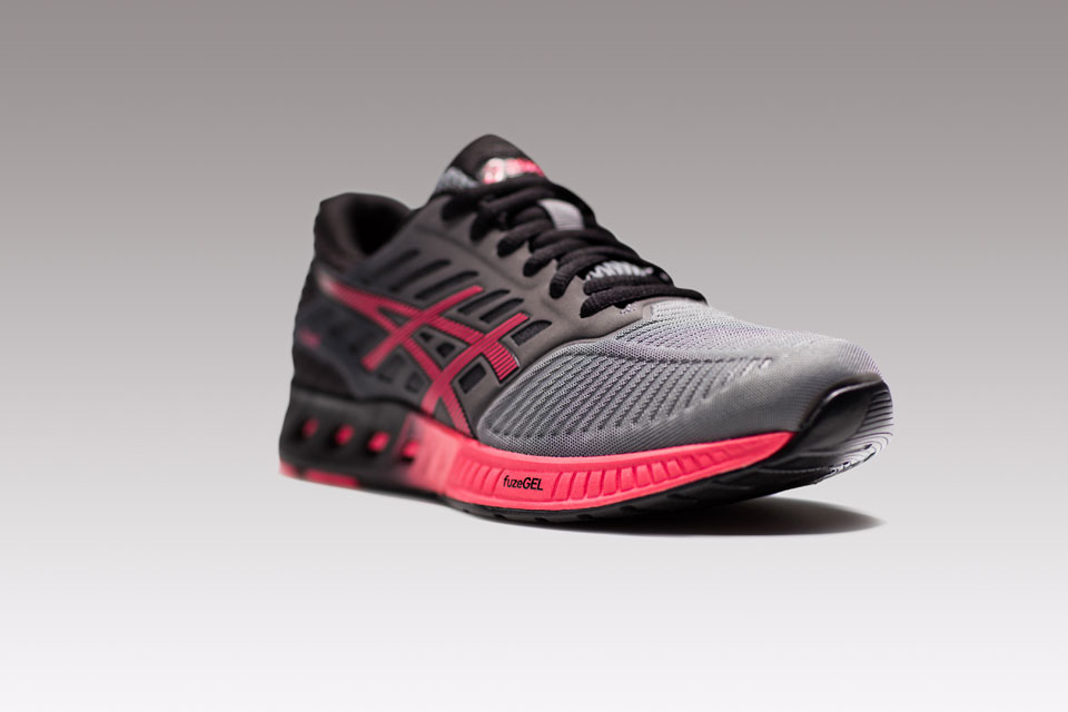 New ASICS fuzeX Running Collection: Performance and Style Fused