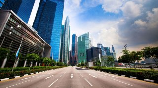 Can You Imagine Singapore without Cars?