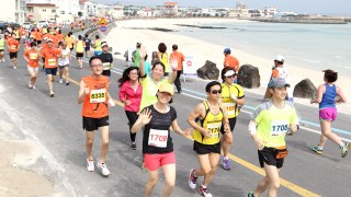 Run Coast to Coast in the 21st Jeju International Tourism Marathon Festival