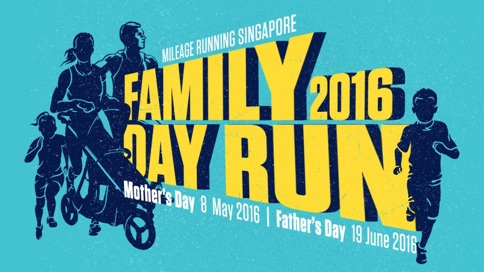 Mileage Family Day Run (Women) 2016
