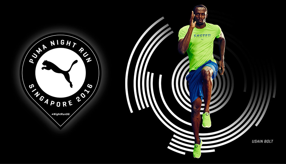 Exciting New Changes In Store At PUMA Night Run Singapore 2016