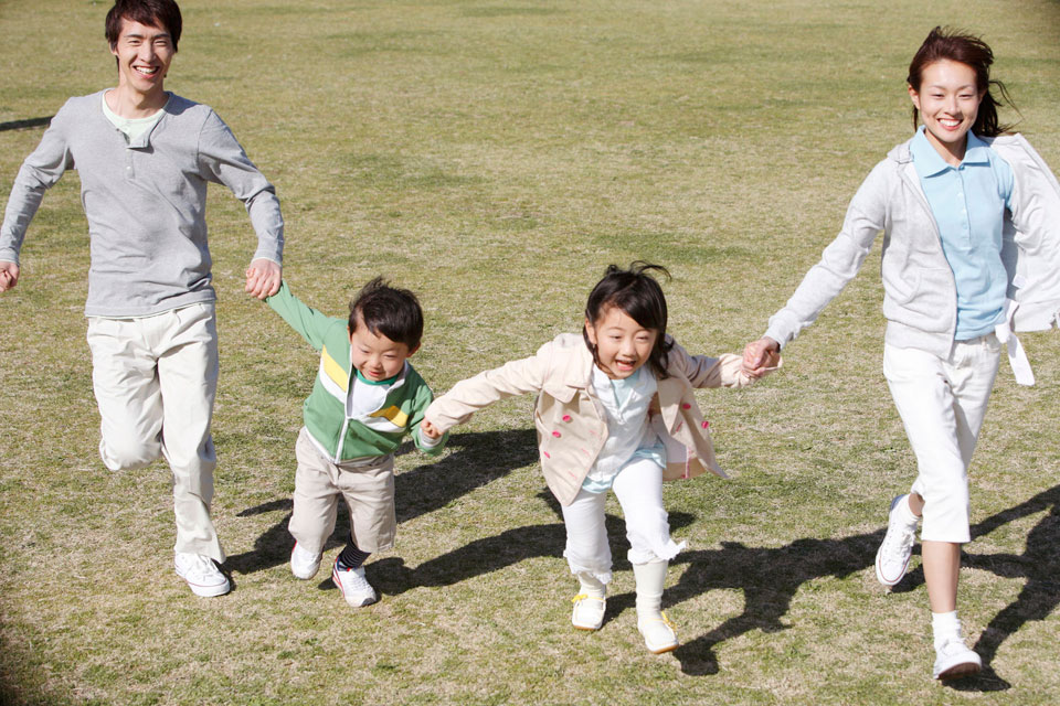 How to Get your Kids to Run With You at Every Age
